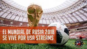 Foto de Rusia 2018 via streaming