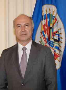 Don Enrique de Jesús Gil Botero, ex ministro de justicia de Colombia