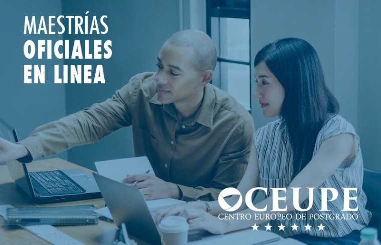 Foto de Maestrías Oficiales en línea del Centro Europeo de