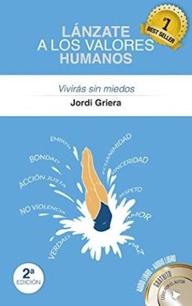 Foto de Libro Lánzate a los Valores Humanos