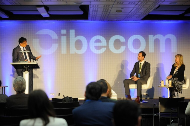 Foto de Clausura CIBECOM'2019