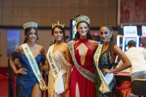 Foto de  Miss Mundo Dominicana en Barceló Bávaro Grand Resort