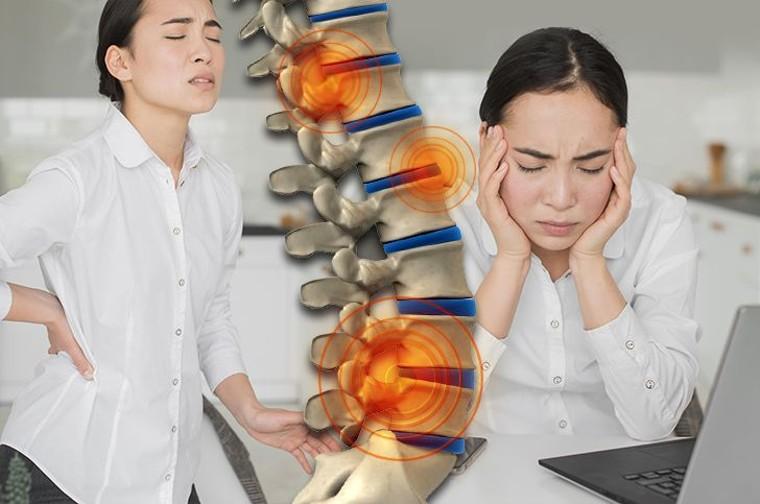 Foto de Trabajo en casa aumenta el riesgo de problemas en la espalda