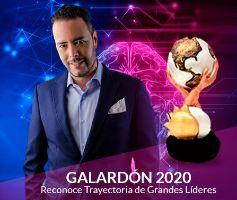 Carlos Fernández recogerá el día 1 de octubre el premio Forjadores de México