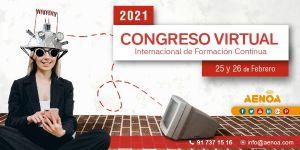 Congreso Virtual Internacional de Formación Continua Aenoa