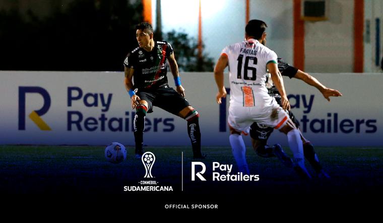 Foto de PayRetailers Patrocinador Oficial de la CONMEBOL Sudamericana