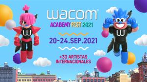 Foto de Wacom Academy 2021