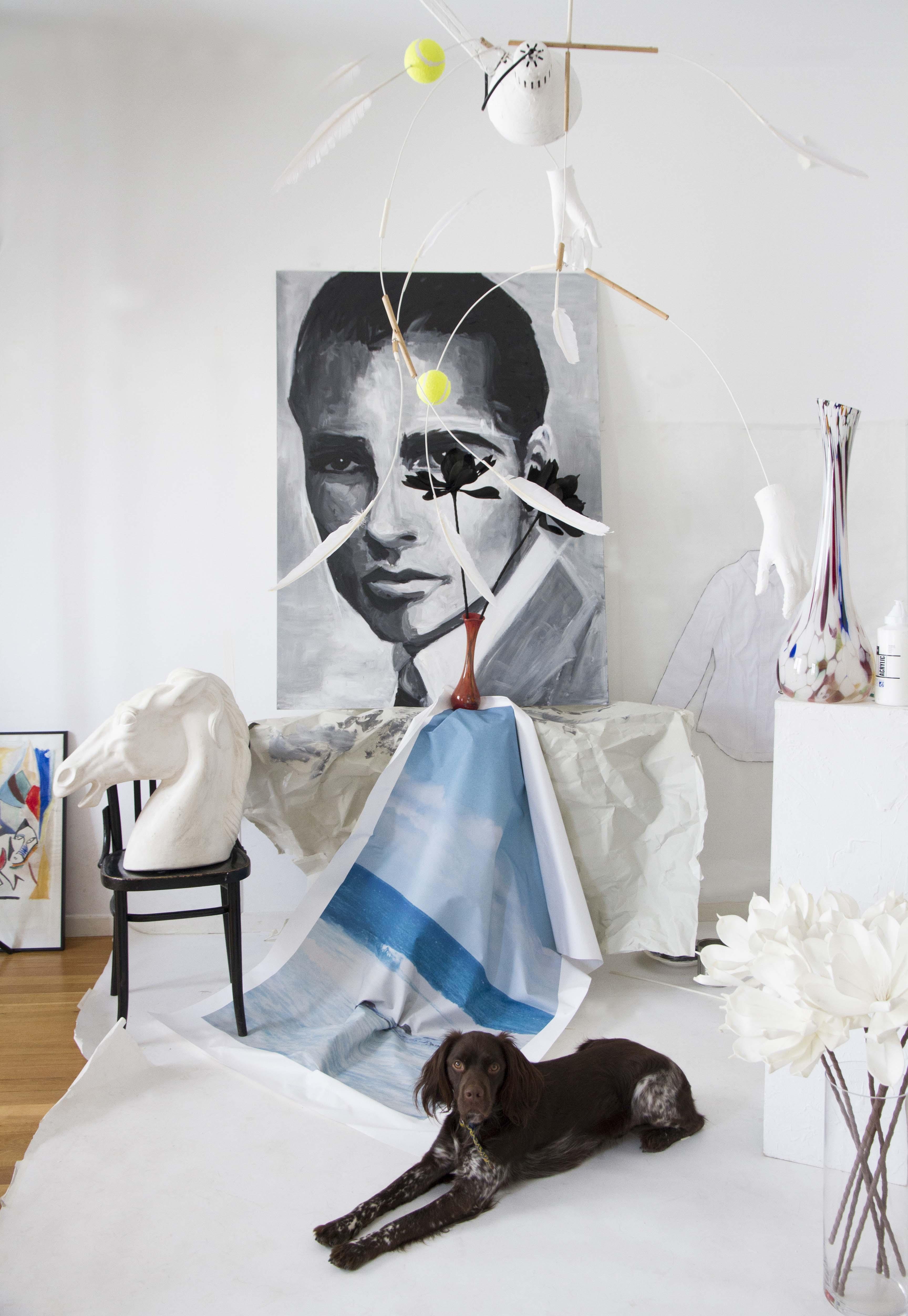 Foto de Detalle de estudio de Ernesto Artillo