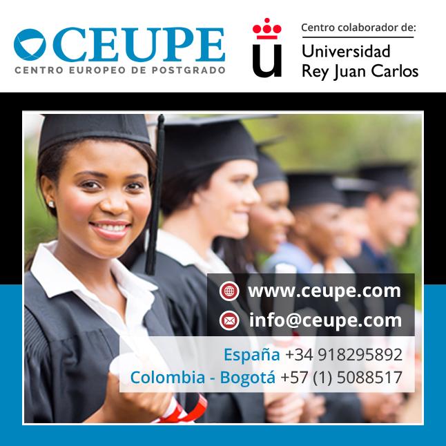Foto de Maestrías URJC-CEUPE