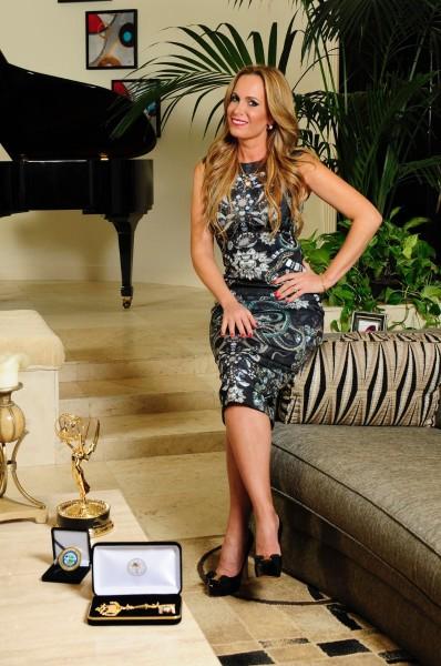 Foto de Natalia Denegri se lucirá de nuevo en el Emmy 2017